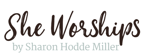 The official website of Sharon Hodde Miller