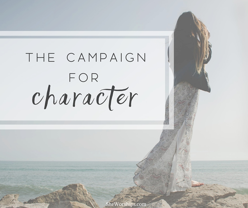 The Campaign for Character