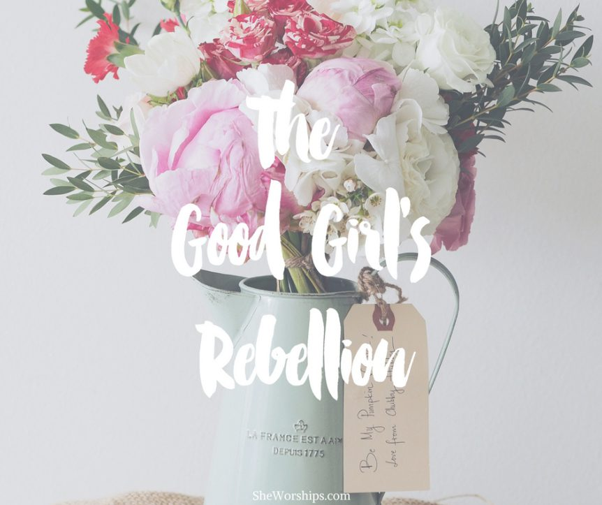 THE GOOD GIRL'S