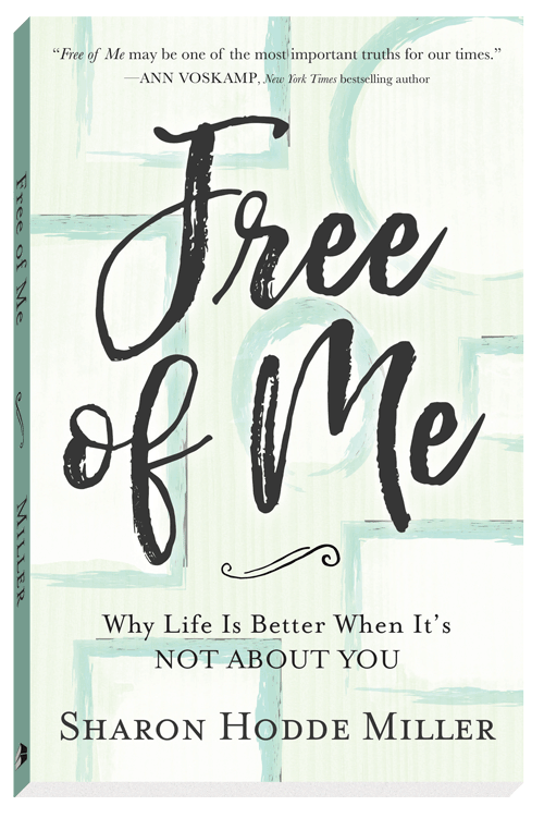 free of me by sharon h miller available october 3
